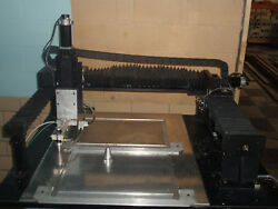 3-4 Axis Cnc Table Mill 3d Printer Laser Engraver- Galil Amp-20540 Check Info