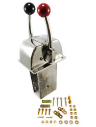 Seastar Ch5200p Twin S Engine Control Single Action Twin Lever Top Mount