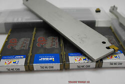 Iscar New Grooving-parting Kit 40pcs. Tag N5c, N5j Ic830 And Tgfh 45-5 Blade