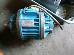Used 2.5 Hp Vibro-energy Sweco Explosion Proof Motor 575 Volt Can Be Run On 480