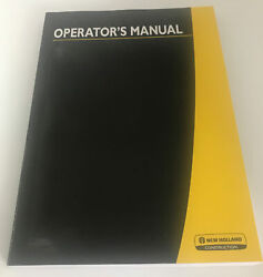 New Holland Ce We150, We170 Compact, We170c Railroad Operator`s Manual