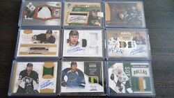 BRENDEN MORROW Lot of 222 cards - Auto Memorabilia low limits 3x 11 MUST SEE