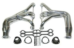 Total Cost Involved Tci Small Block Chevy Chevrolet Headers Coated Rat Hot Rod