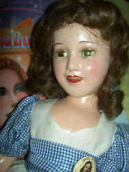 21 Ideal Sgnd Deanna Durbin Composition 1938 Movie Star Doll All Orig. And Record