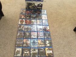 Sony Ps4 Call Of Dutywwii Limited Edition 1tb And 37 Games All Brand New/sealed