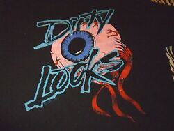 Dirty Looks Rare Vintage 1989 Tour Shirt Used Size Xl Very Good Condition