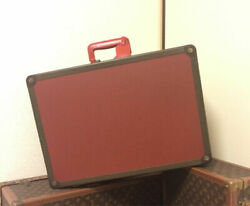 Louis Vuitton 1987 limited vintage trunk case