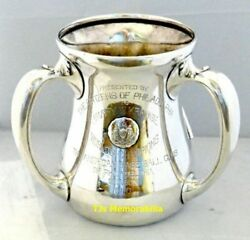 1910 PHILADELPHIA A'S WORLD SERIES CHAMPIONS CHAMPIONSHIP TROPHY NOT RING PLAYER