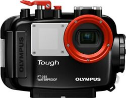 OLYMPUS waterproof protector PT-055 for TG-830 Tough Free shipping  Japan