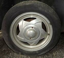 1994 Camaro Rims and Tires Set of 4 P21560R16 94T