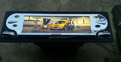 Sony Lighted Advertising Sign Very Rare 60 Long Man Cave Old School Vintage
