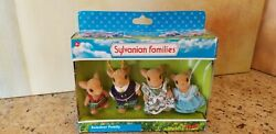 Sylvanian Families Reindeer Family- Vintage, Rare, Pre-owned. Calico Critters
