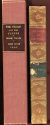 Mark Twain / And The Pauper A Tale For Young People Of All Ages 1st 1882
