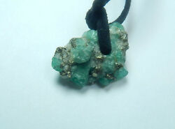 Colombian Emerald Rock With Crystals 26.00 Cts Raw Natural Mineral Beryl Muzo M