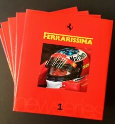 Ferrarissima 20 Issues / First Edition 1996