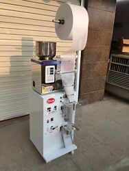 1-20g Automatic Weighing And Packing Filling Particles&Powder Machine T1