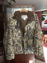 Vintage Herterand039s Extreme Water Fowl Series Gore-tex Camo Hunting Pants And Jacket