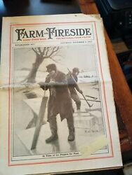 Farm And Fireside The National Farm Paper 11/9/1912 Winchester Marlin Bakers