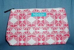 Clinique Designer Cosmetic Bag by Satchel amp; Sage For Clinique NEW UNUSED $5.50