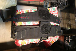Lot Of 2 - Rit Rescue And Escape Systems Firefighter Belt