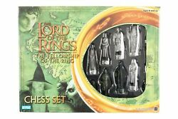 Lord Of The Rings Replacement Fellowship Chess Pieces - Choose