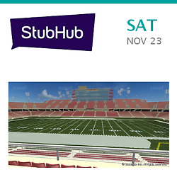 Cal Bears at Stanford Cardinal Football Tickets - Stanford