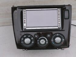 JDM  MITSUBISHI DIAMANTE F34A AC CLIMATE CONTROLLER WITH NAVI AND CD PLAYER OEM