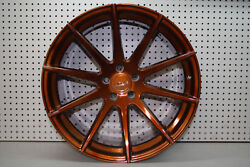 One Incurve Wheel 20 X 10.5 Ic-s1 Blemished 30mm Offset 5 X 112 Cb- 66.6