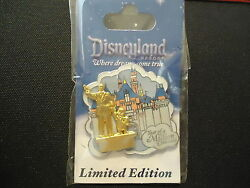 Disney Dlr Year Of A Million Dreams 2008 Donald Duck Pin On Card Le 1000