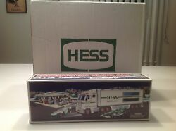 2003 Hess Truck And Race Cars Mib Fresh From A Factory Sealed Case
