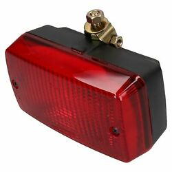 Rear High Intensity Fog Light Lamp For Trailers Imports Caravans E Marked Large