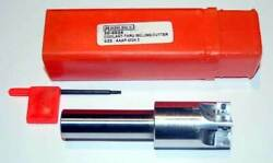 Micro 100 Micro-dex 1-1/4 X 5 Flt Coolant Apkt Indexable End Mill Cutter