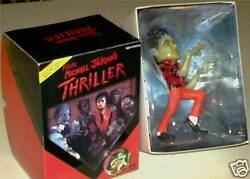 Michael Jackson Comic Con Thriller Zombie Limited Rare Sdcc Xmas Gift Figure