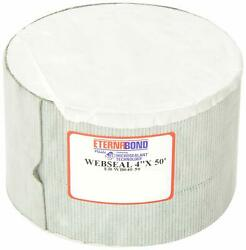 4 X 50and039 Eternabond Webseal Roof And Leak Repair Tape Wb-4-50 | Eb-wb040-50r