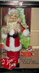 I Love Lucy The Xmas Show Ethel Doll Barbie Limited Edition 999 Comedy 50s Tv