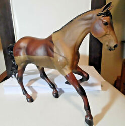 Breyer Reeves Horse Chestnut Show Jumping Warmblood Two tone Groomed mane