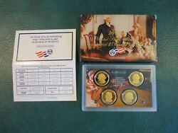 2007-s Us Mint Presidential Proof Coin Set W/ Coa And Mint Packaging