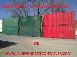 20and039 Cargo Container / Shipping Container / Storage Container In Columbus Oh