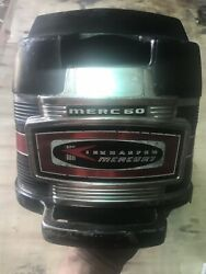 1968 Mercury 6hp Twin Outboard Cowl Cover