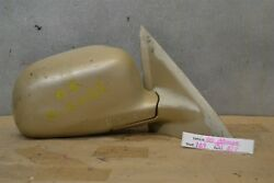 2000-2001 Mitsubishi Mirage 4 Dr Right Pass Oem Electric Side View Mirror 27 1g9