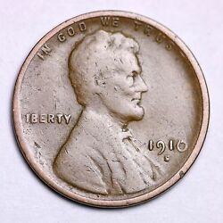 1910-s Lincoln Wheat Cent Penny Lowest Prices On The Bay Free Shipping