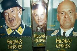 Hogans Heroes Bob Crane Colonel Klink Wwii Army Action Figure Doll Xmas Military