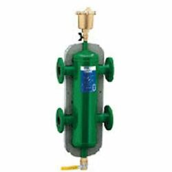 Caleffi 3-in-1 Hydro, Air and Dirt Separator, 6
