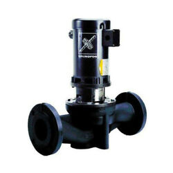 Grundfos Tp80-160/2 Direct Coupled In-line Circulator, 3 Hp, Ruue Seal, Cast ...