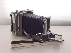 Linhof Technika 4x5 Body And Lens Outfit