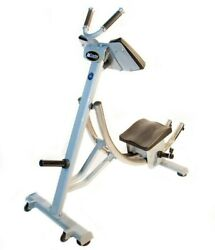 Ab Coaster CS3000 - Ultimate Ab Workout Six Pack Exercise Machine For Gyms