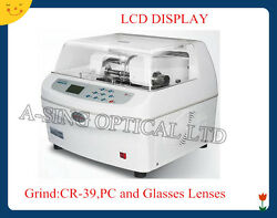 Auto lensedger LCD Display lens edge grinder for CR and PC lens