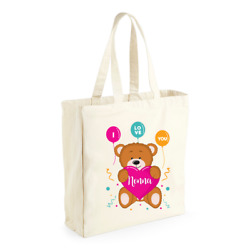 Nonna Gift Birthday Bag Personalised To Be Mothers Day Present Tote Gift Idea