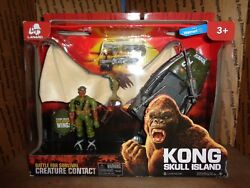 KING KONG SKULL ISLAND Battle for Survival Creature Contact WINGED CREATURE
