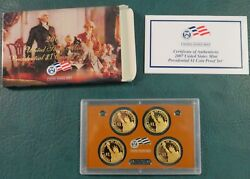 2007 Presidential Proof Set - Includes Mint Packaging And Coa